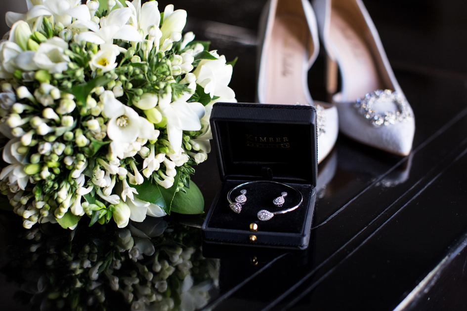 detalles de una novia