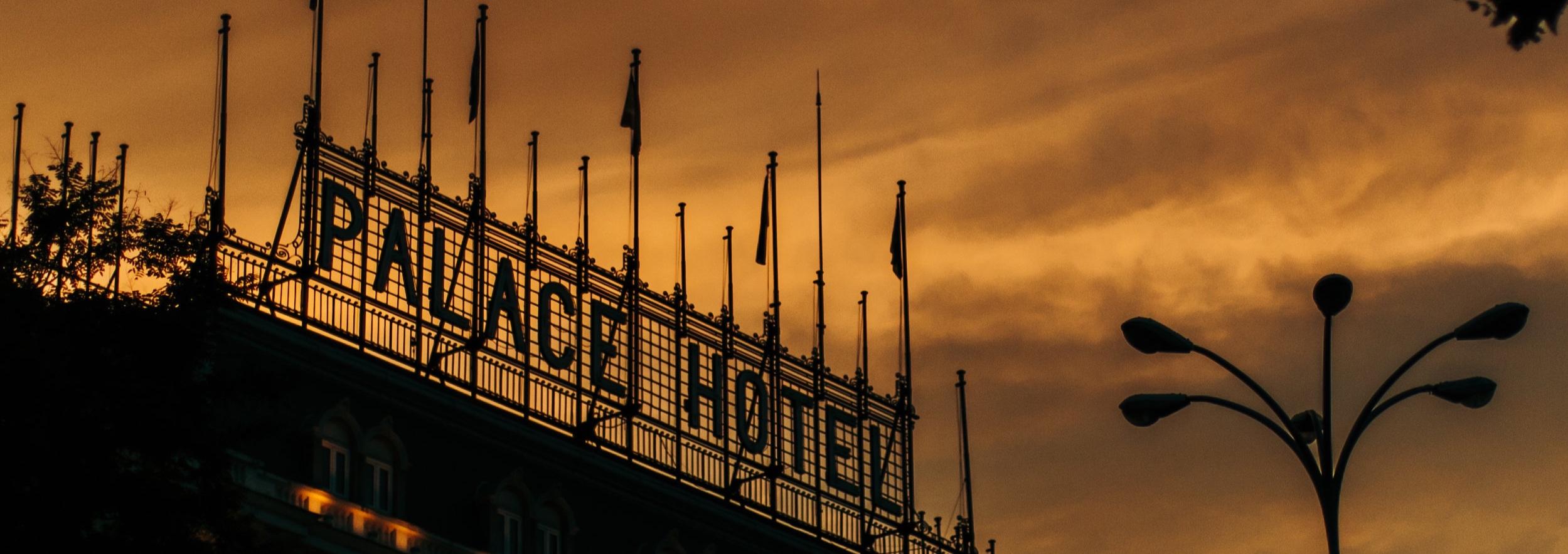 Boda en el Hotel Palace de Madrid