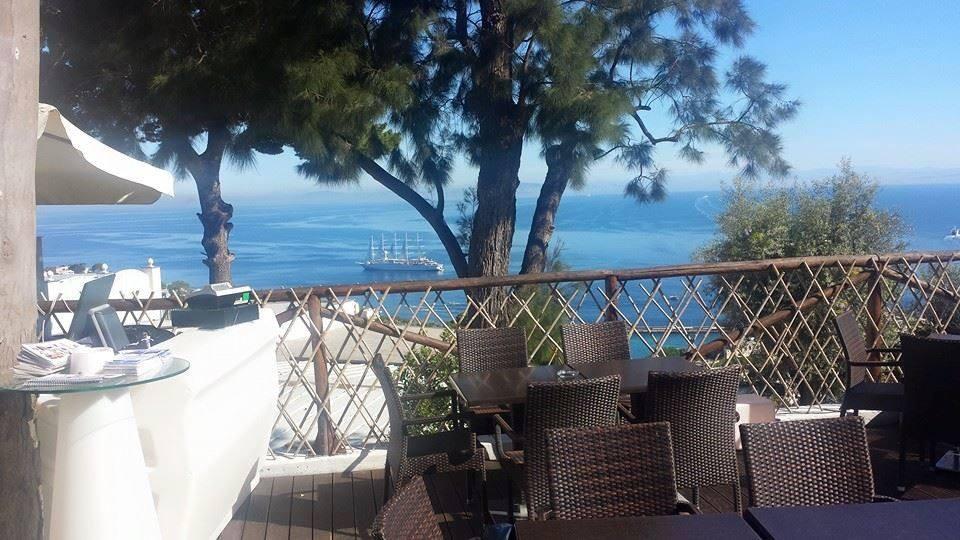 - 'Capri Garden Bar'via Roma 50 Capri
