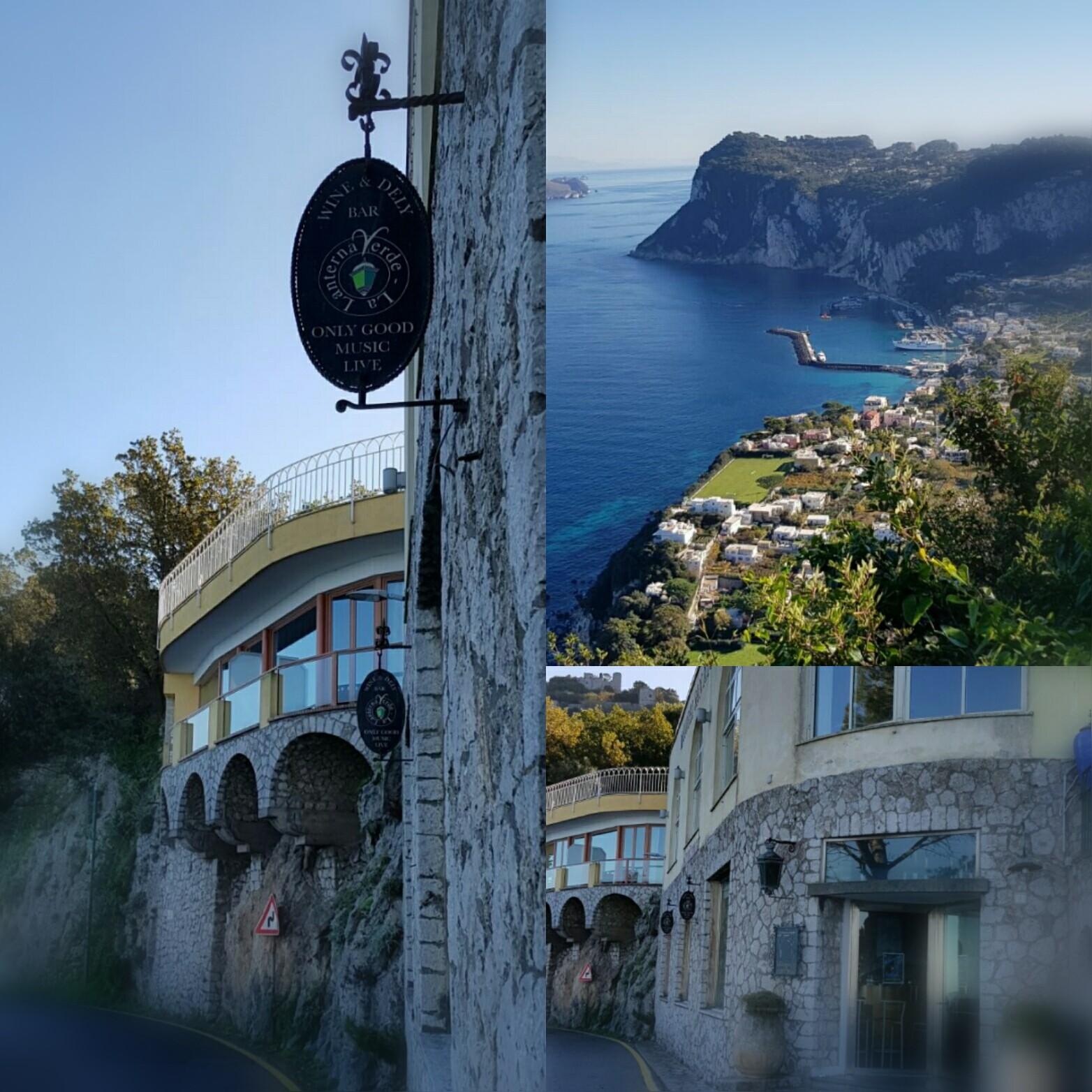La Lanterna Verde, via orlandi 1 - Anacapri, Capri
