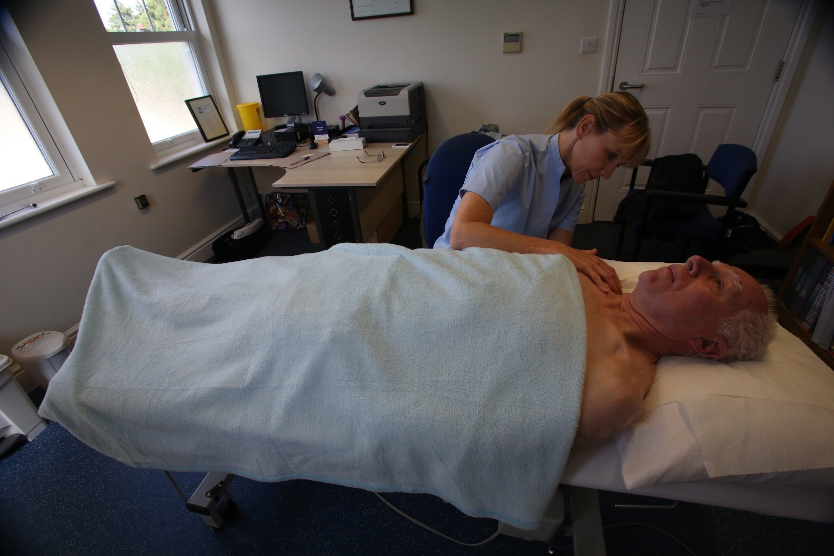 Treatment of Shoulder