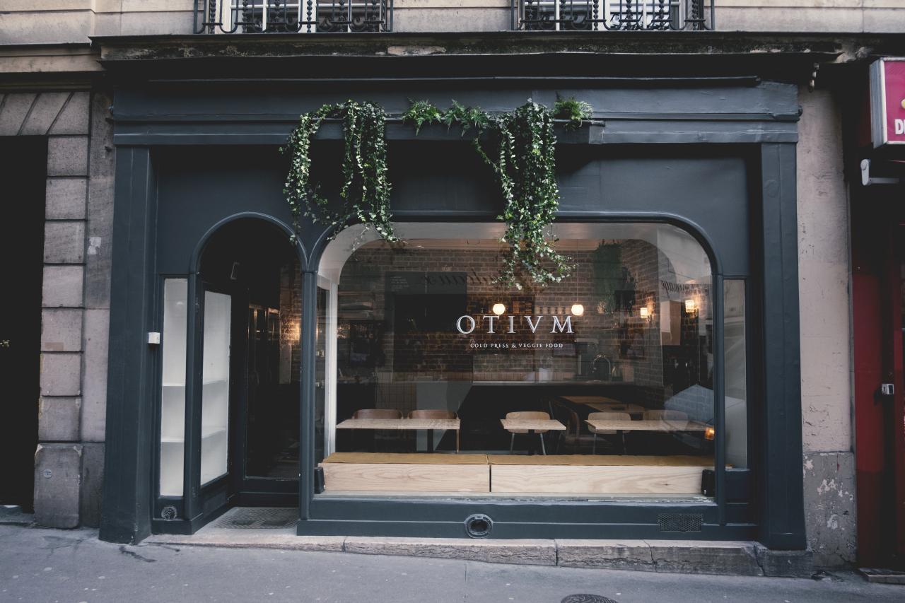 Otium - 56 Rue de la Rochefoucauld, 75009 Paris