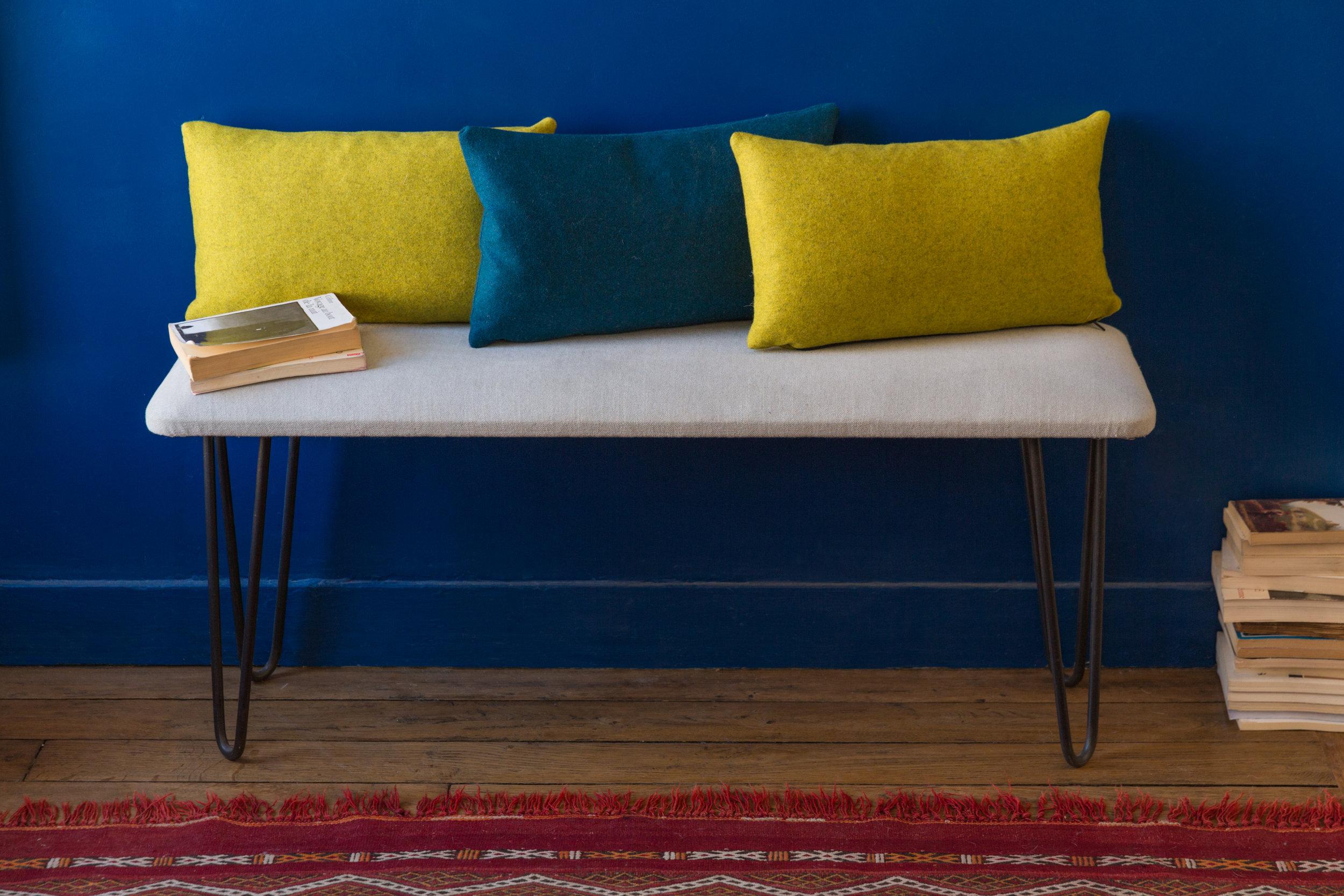Fabriquer un meuble à la demande - Session de 4h: 140 la sessionA la fin de la session, vous repartez avec votre banc