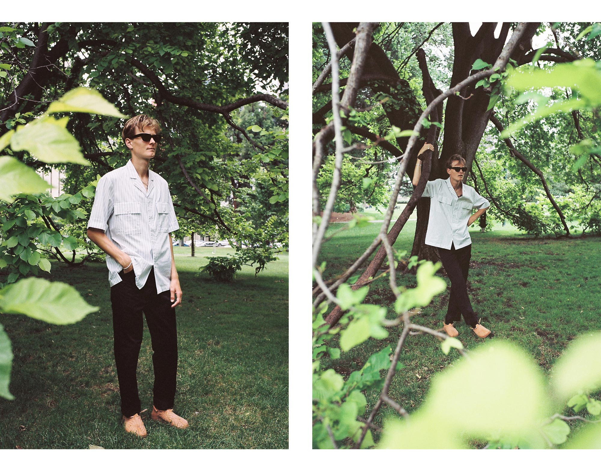 Stan Ray USA December Editorial Loose Fit Fatigue