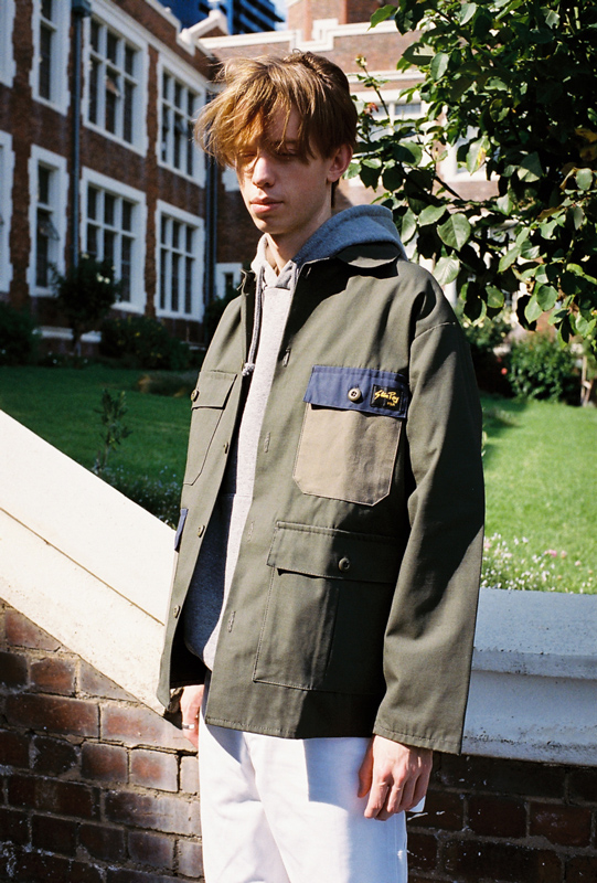 Stan Ray SS19 Workwear Tropical Jacket