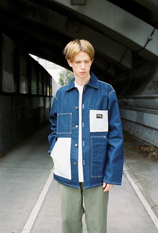 Stan Ray SS19 Contrast Pocket Shop Jacket