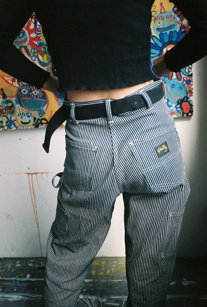 Stan Ray Hickory Painter Pant