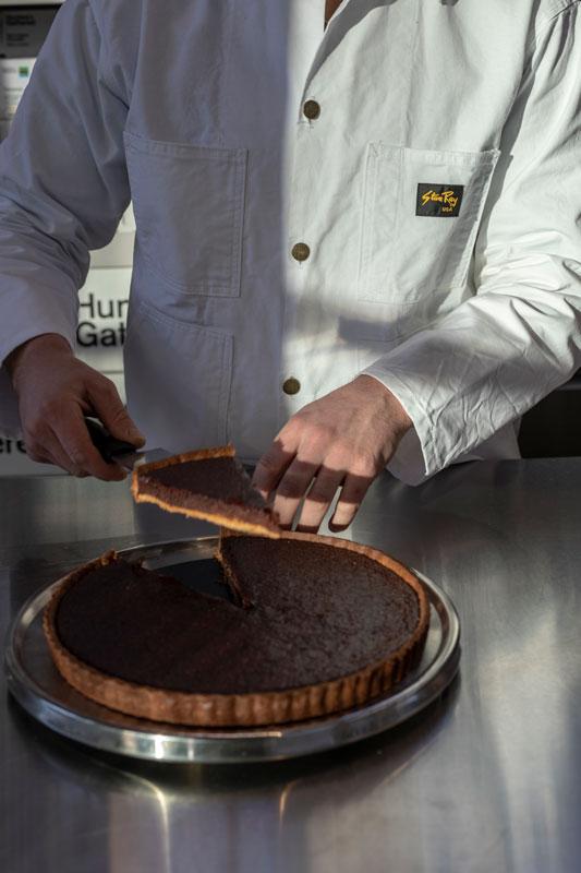 Stan Ray Hunted + Gathered Chocolate Tart