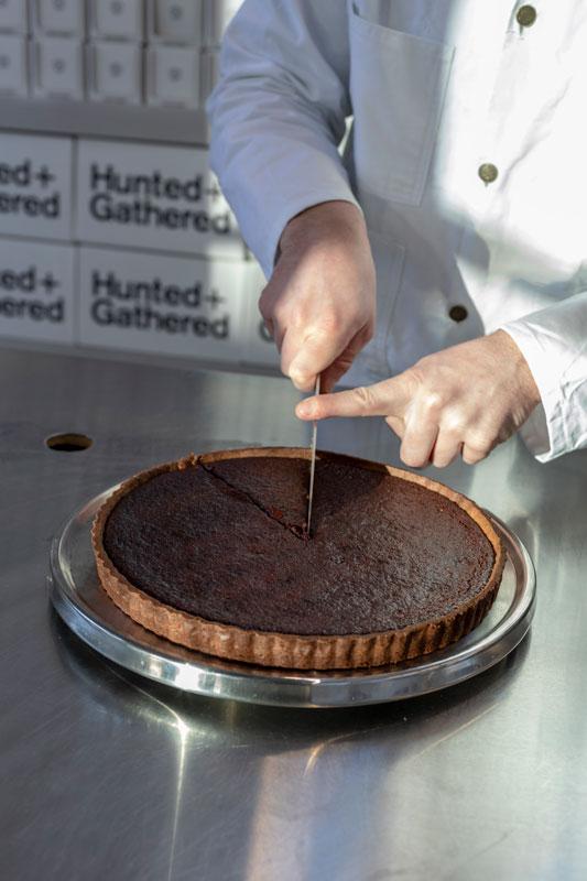 Hunted + Gathered Stan Ray Chocolate Tart