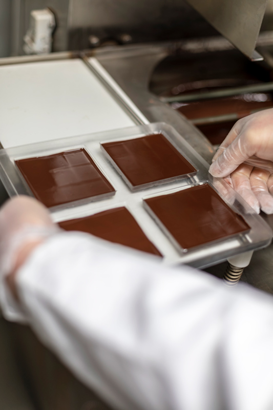 Making Chocolate at Hunted and Gathered - Stan Ray Journal