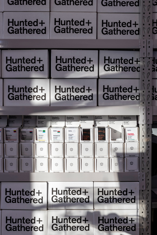 Hunted + Gathered - Stan Ray Journal