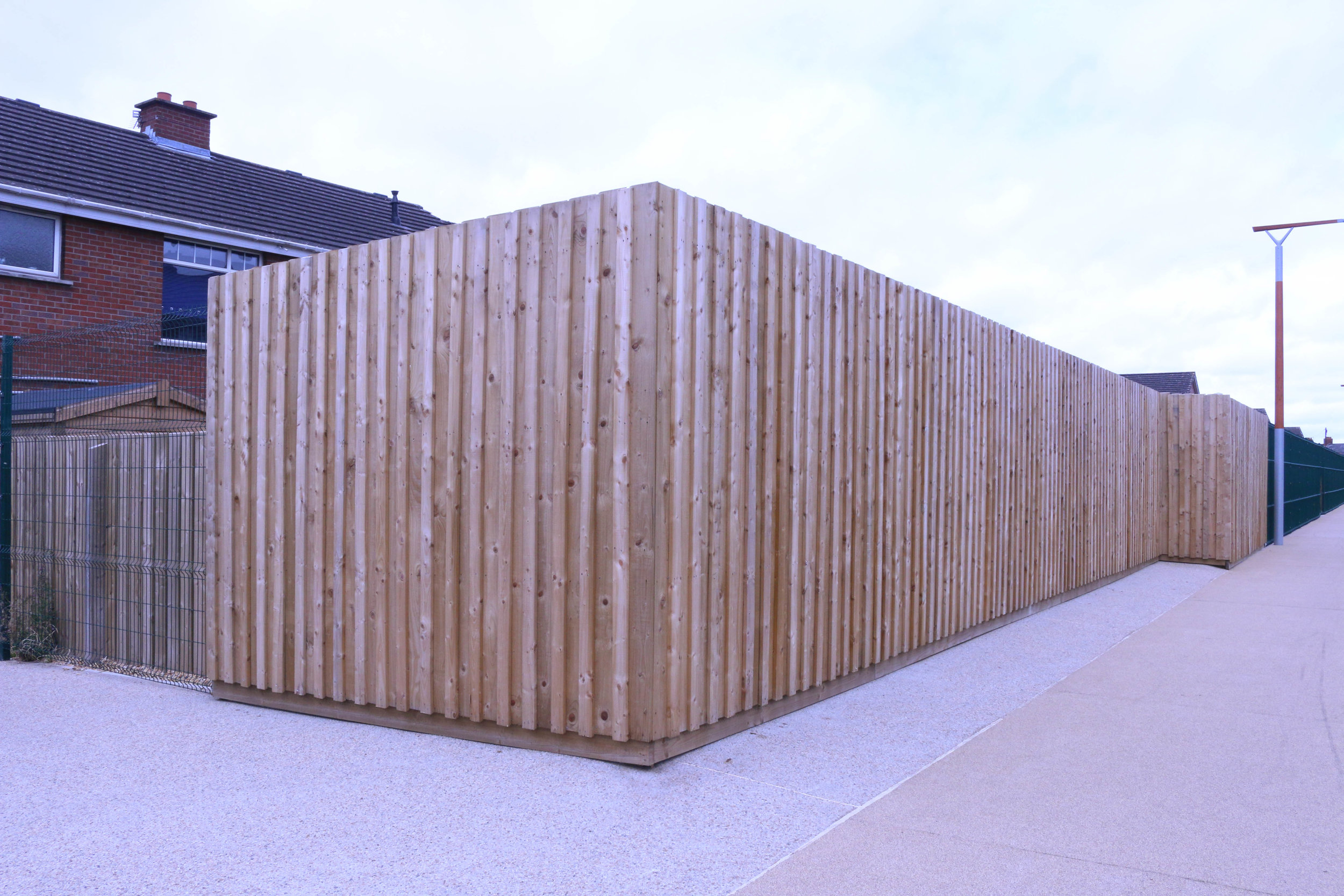 Timber Kane Fencing