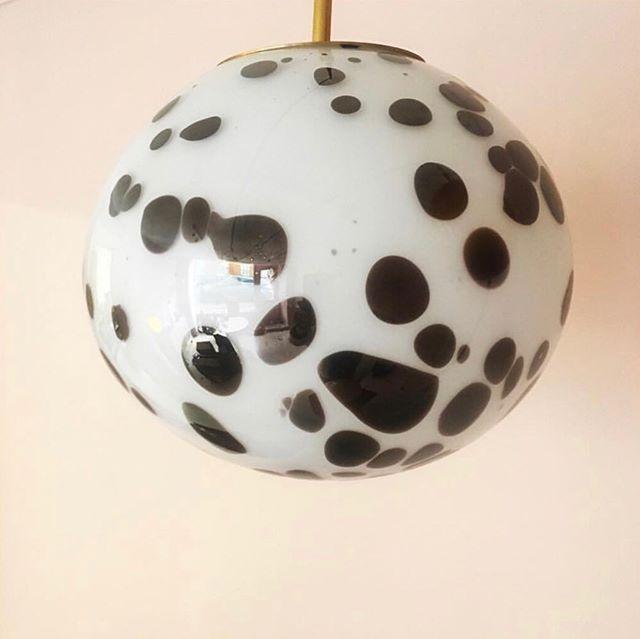 SS20 inspiration - Spotty pendant by @hellemardahl