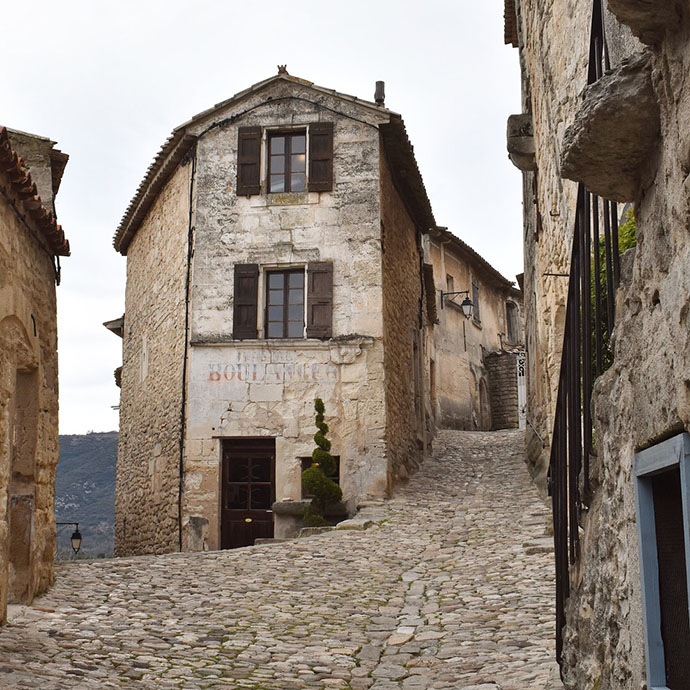 classic - lacoste, provence-alpes-cote d'azur, france - aka my home for two months this spring