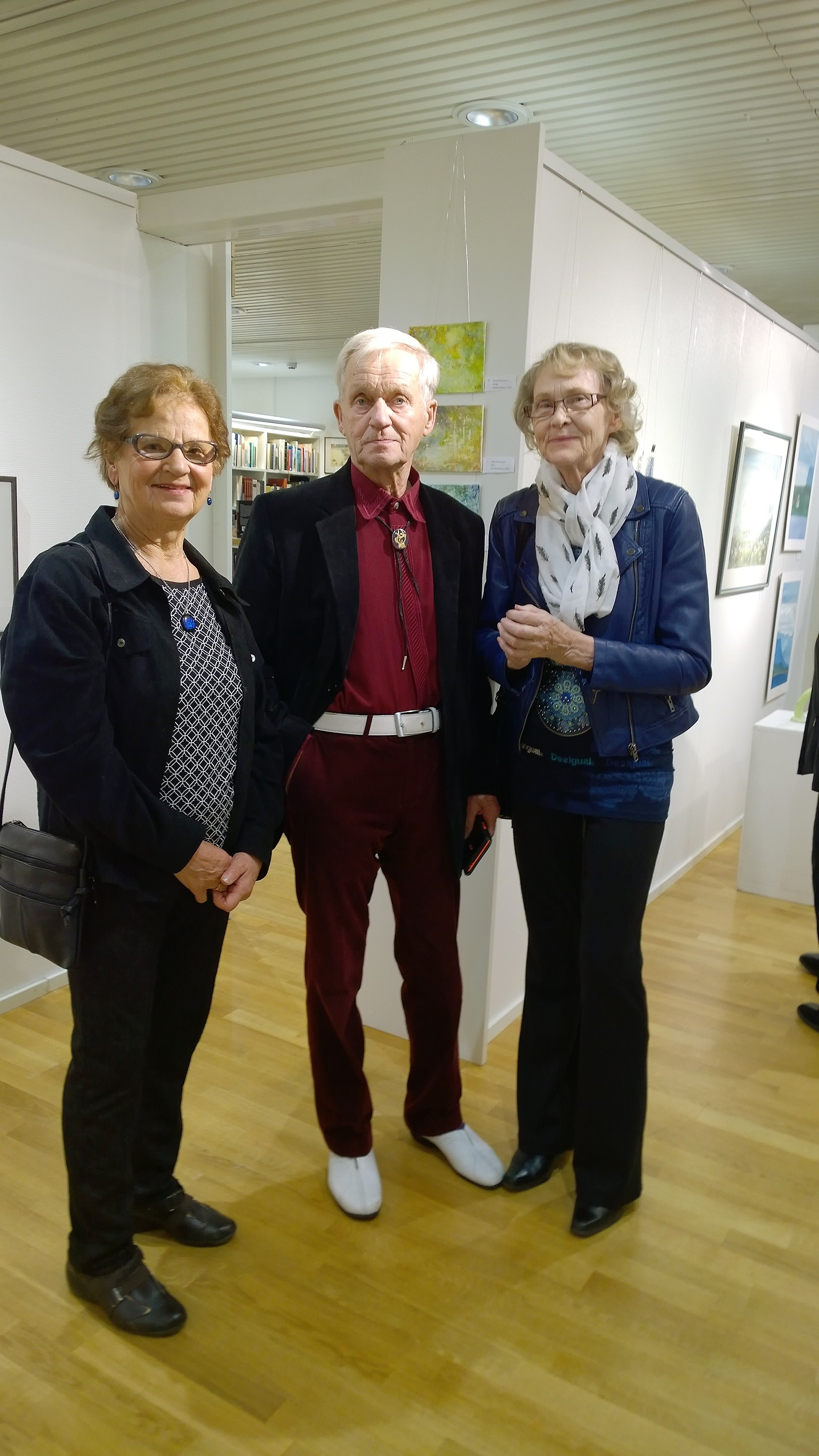 Helena ja Matti Rapakko, Suoma Yli-Suvanto