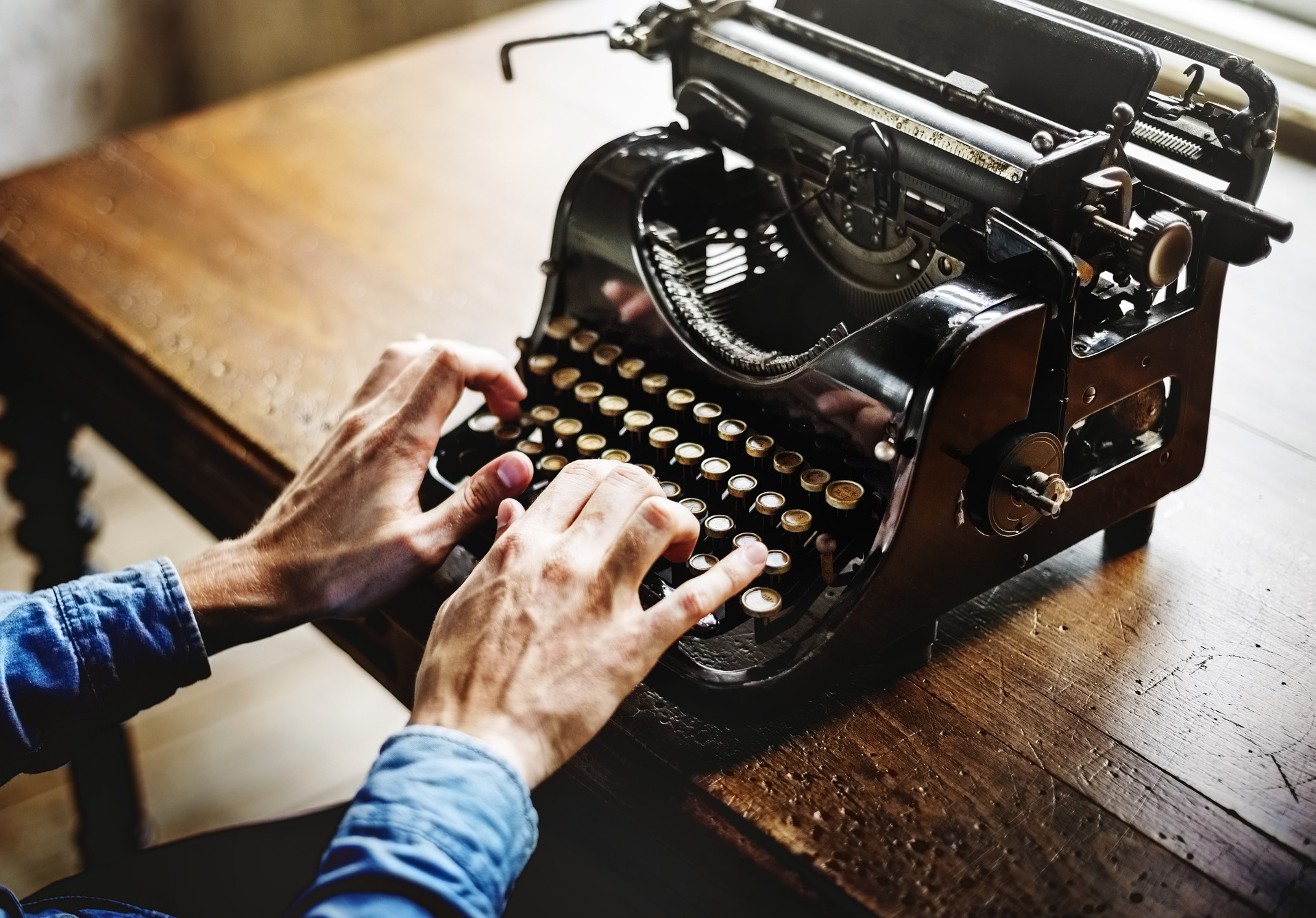 Calling all writers . . . -