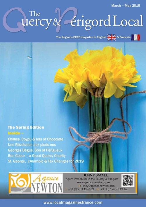 Read Online The Quercy & Périgord Local — The Quercy's & Périgord Local