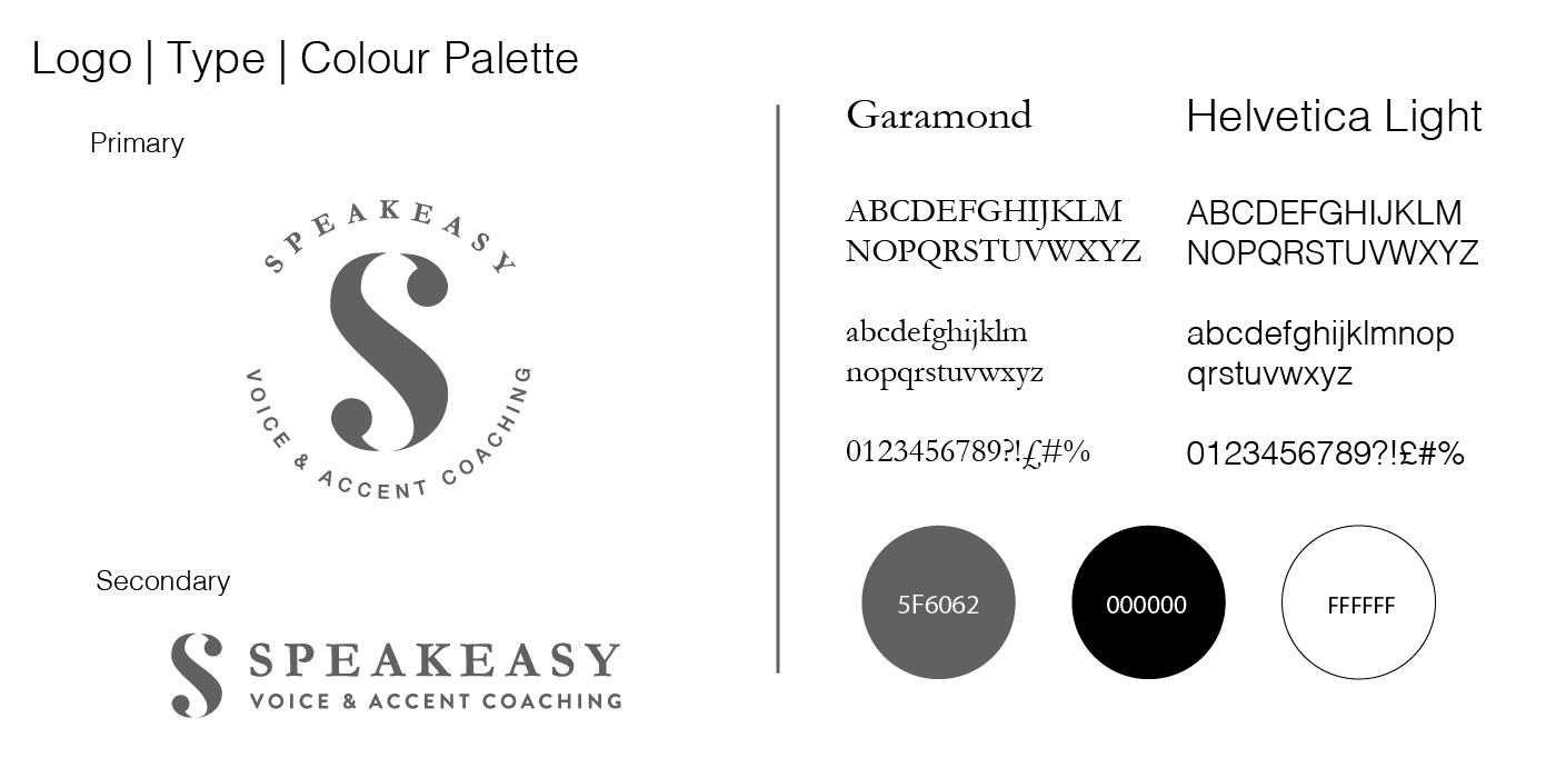 speakeasy-portfolio-branding-logo-nifty-fox-creative-sheffield