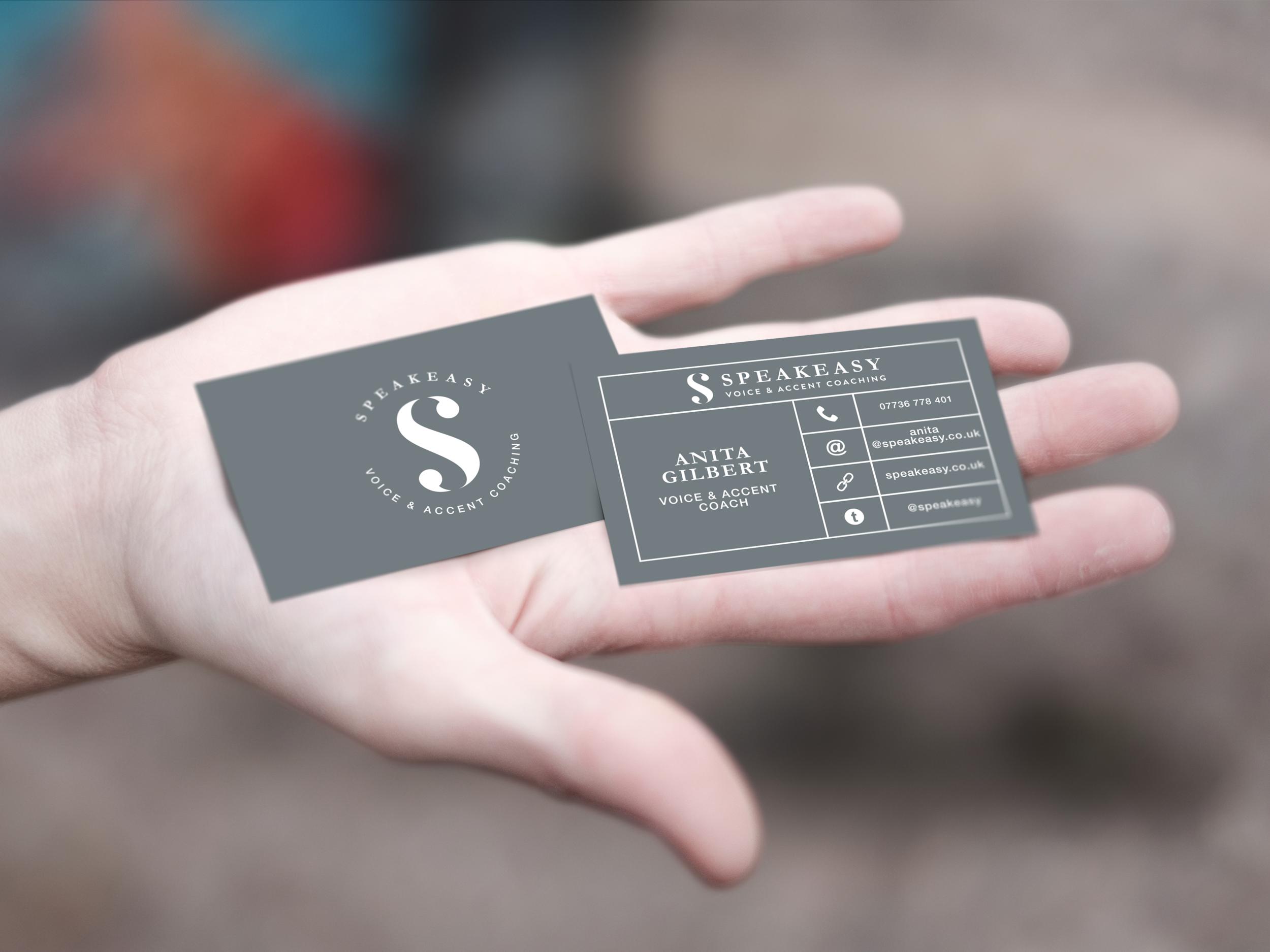 speakeasy-portfolio-businesscards-branding-nifty-fox-creative-sheffield