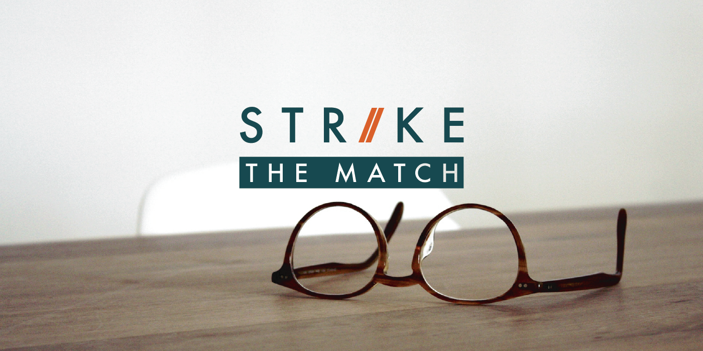 strike-the-match-portfolio-brand-design-nifty-fox-creative-sheffield