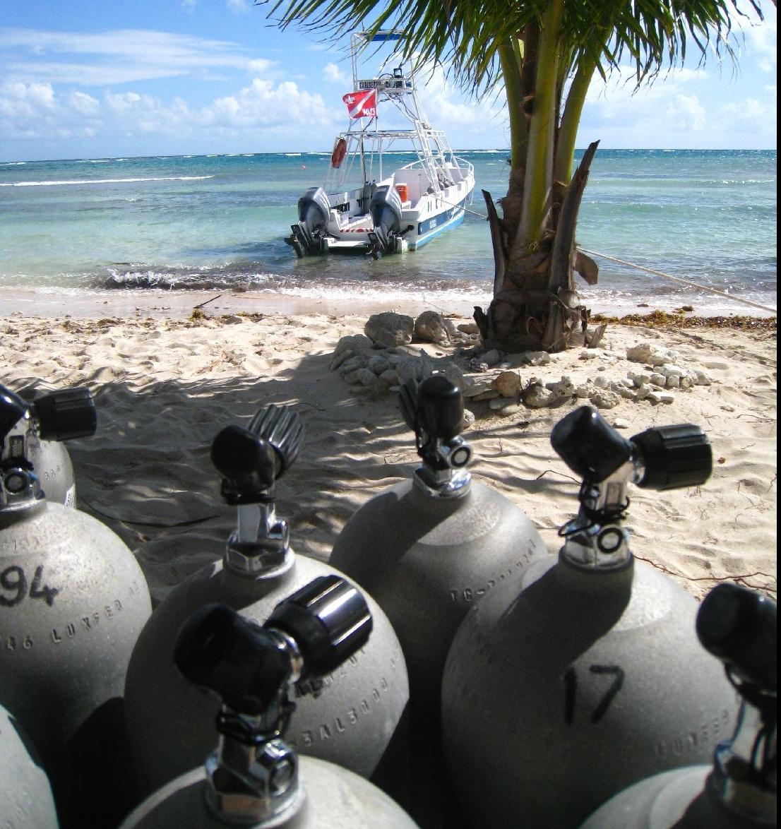dive-dreamtime-mahahual-boat