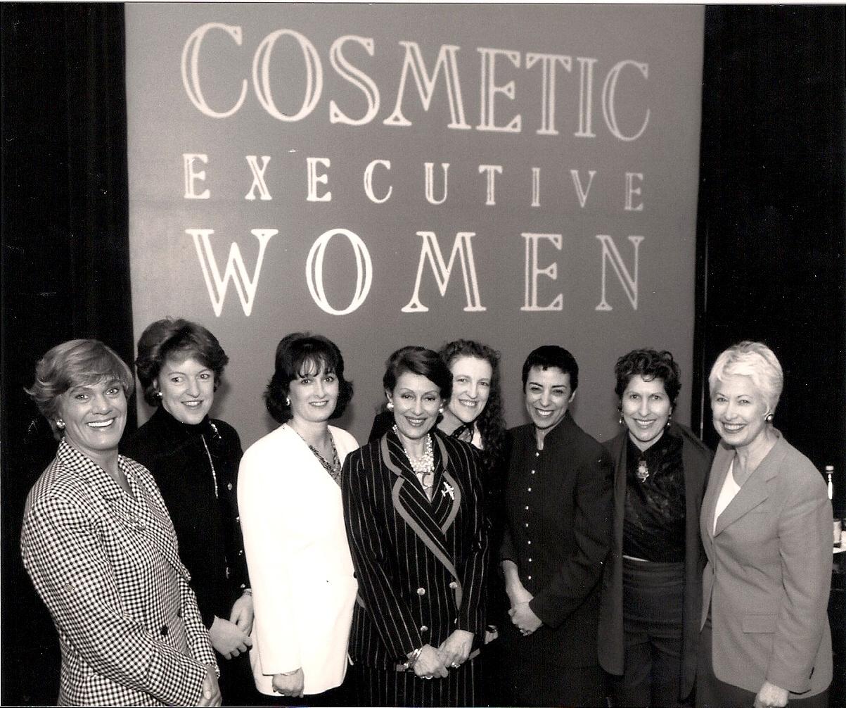 Cosmetic Executive Women, 1993.