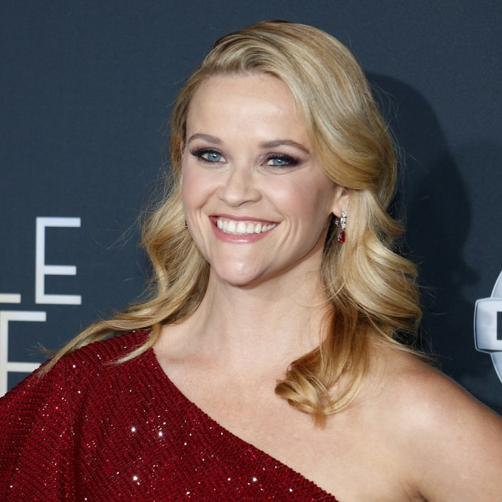 Reese Witherspoon at the premiere of 'A Wrinkle In Time'
