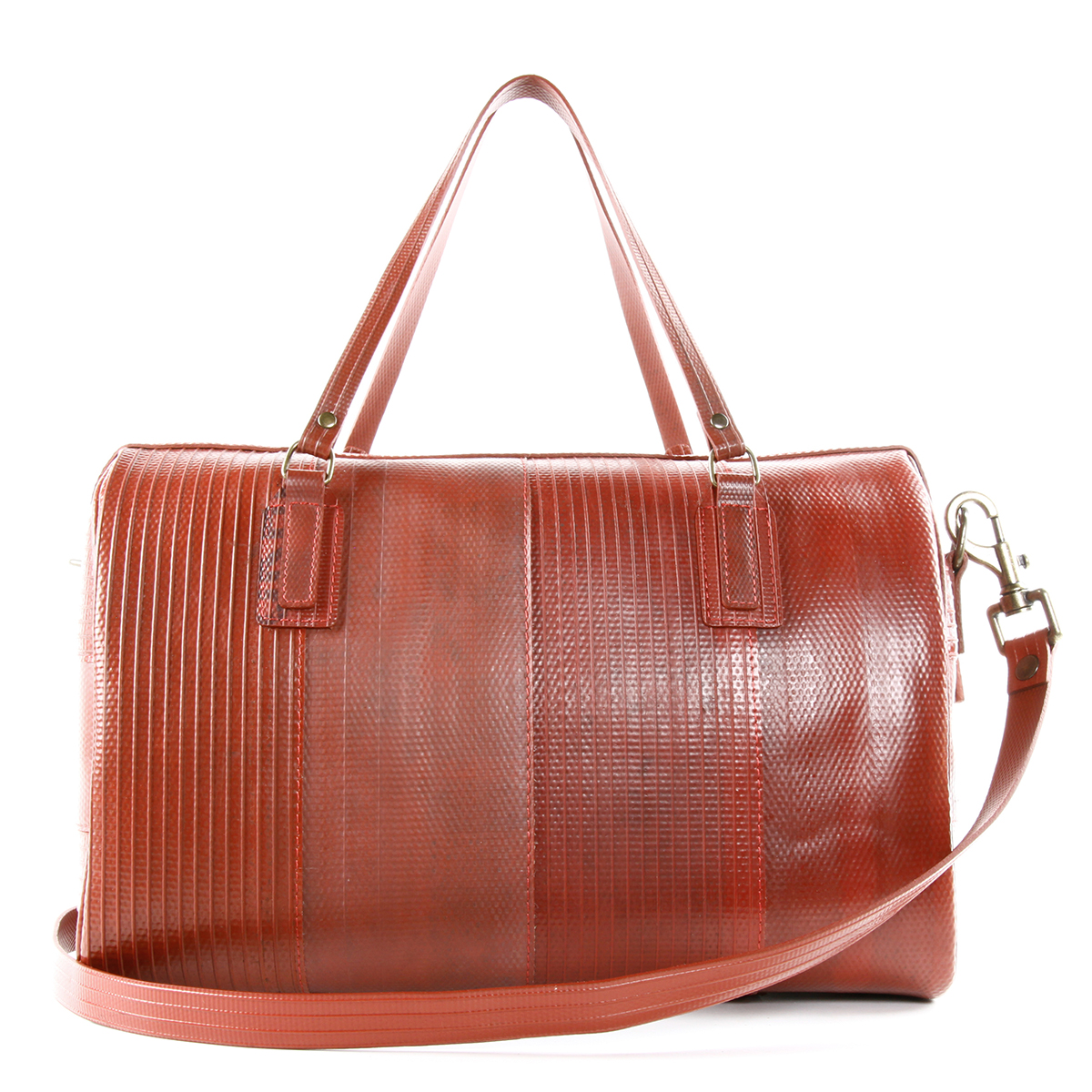Brown Elvis & Kresse Satchel