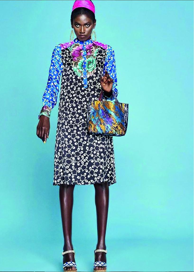 Fashion by Duro Olowu