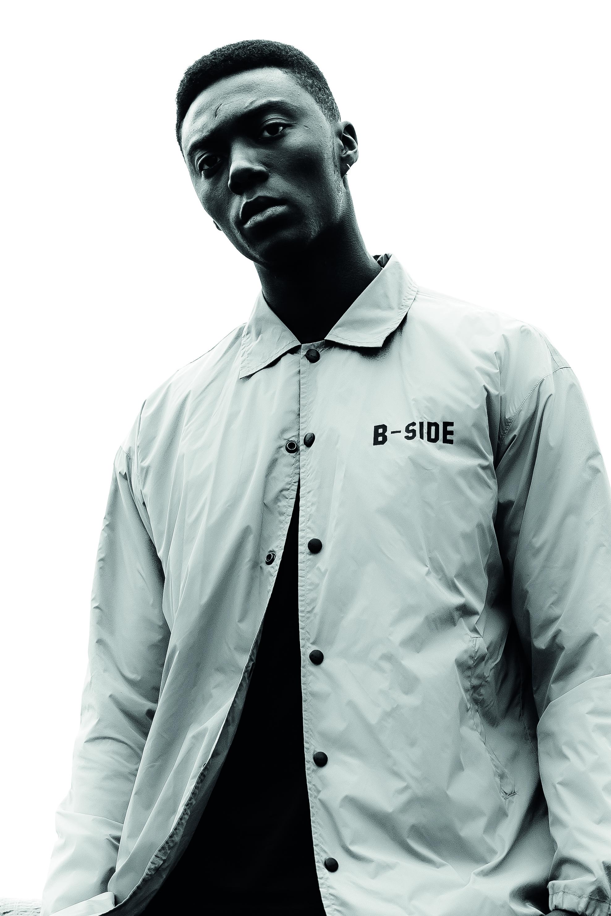 Wale Adeyemi jacket
