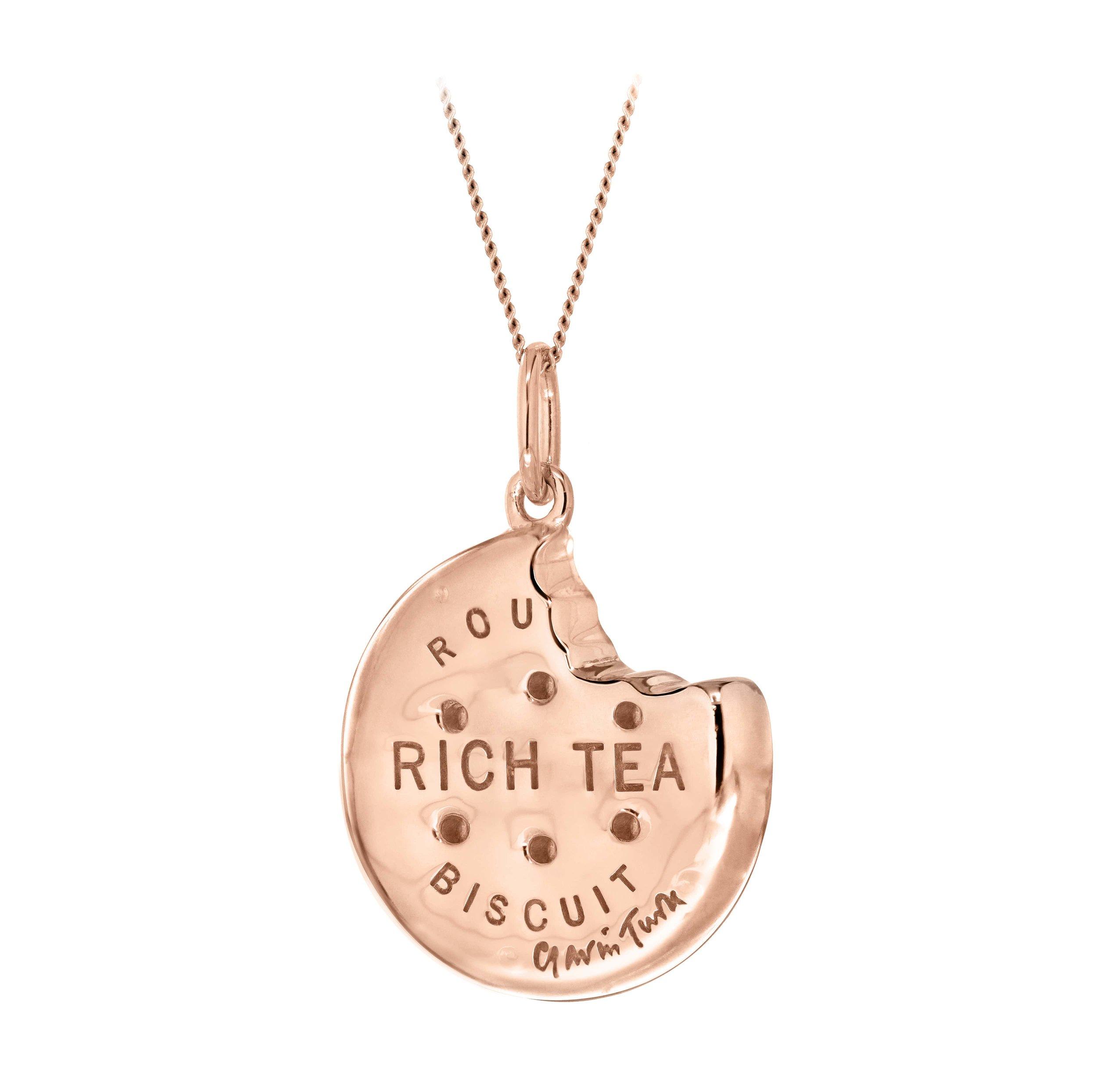 True Rocks Rich Tea chain
