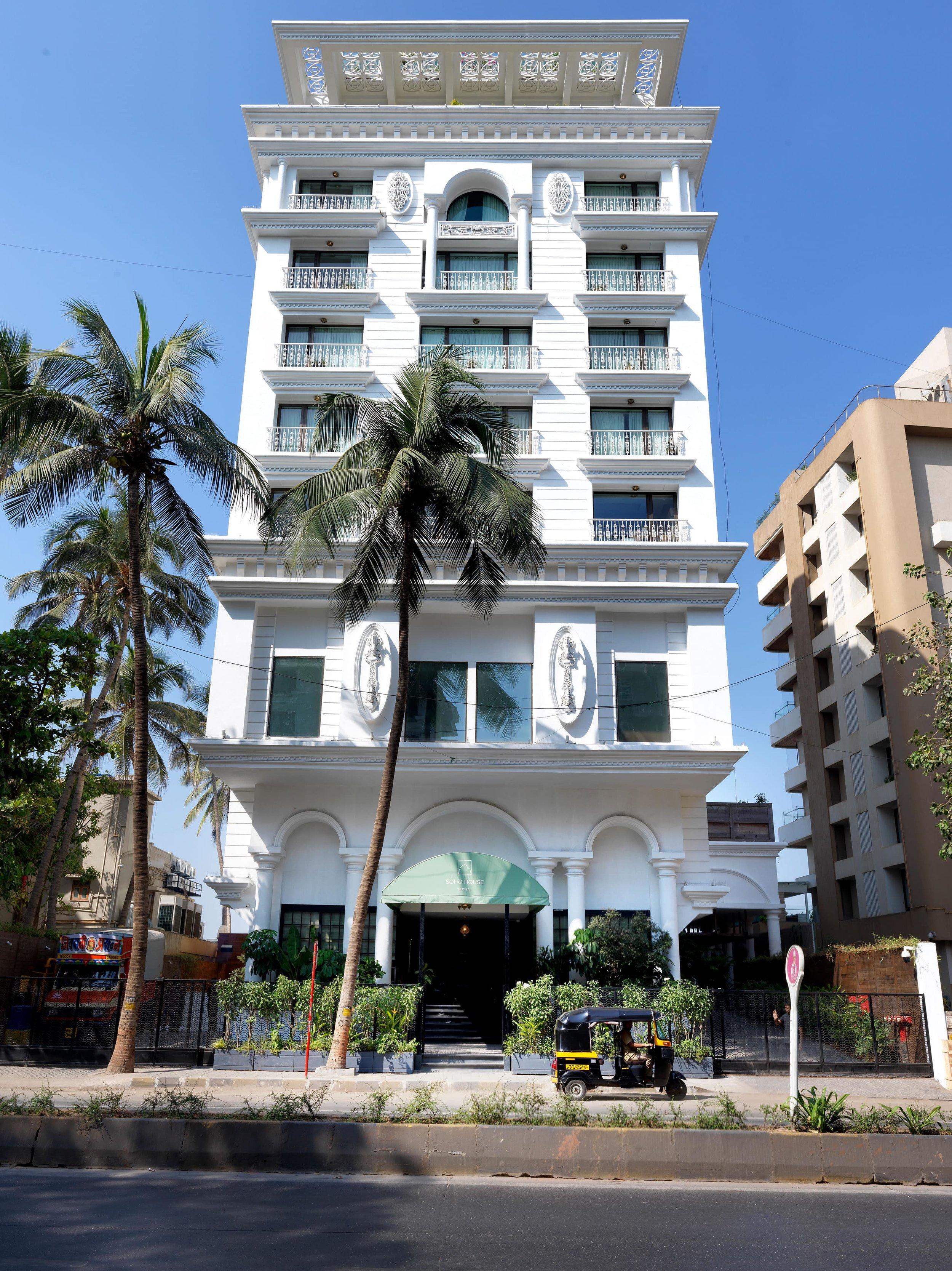 Soho House Mumbai exterior