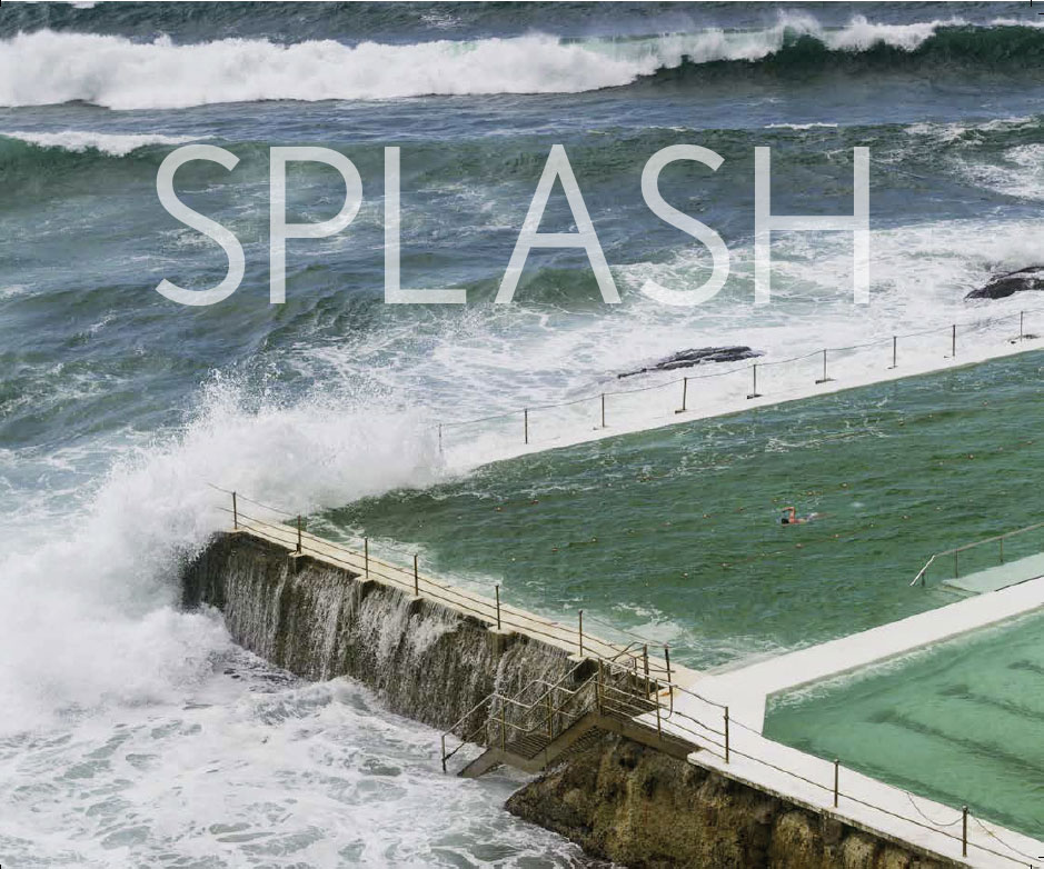 Splash: The art of the swimming pool cover