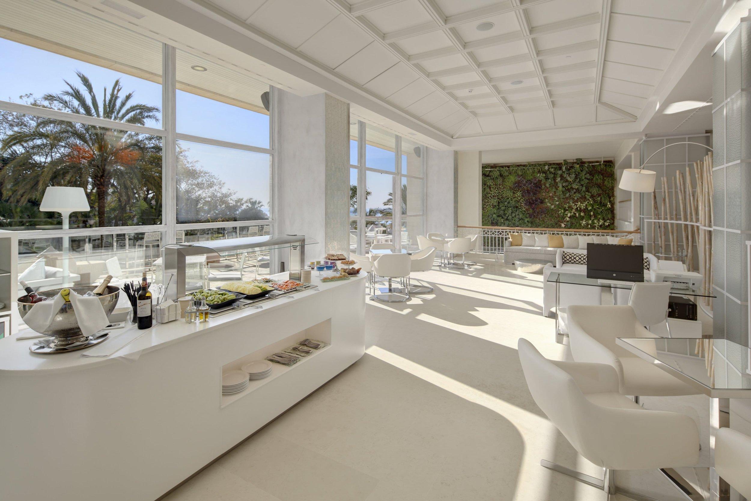 Amare Beach Hotel Marbella The One Lounge