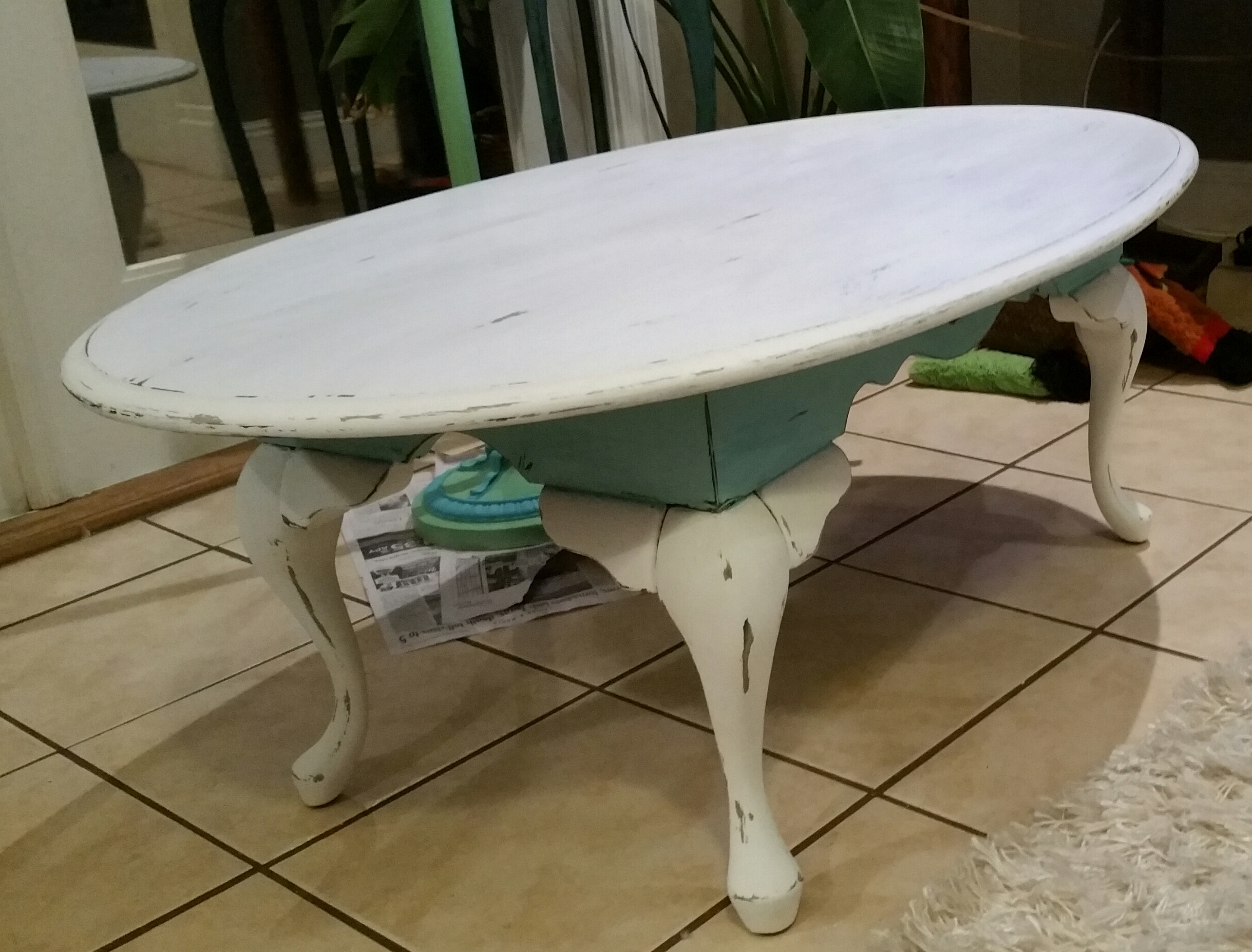 White with Teal Coffee Table.jpg