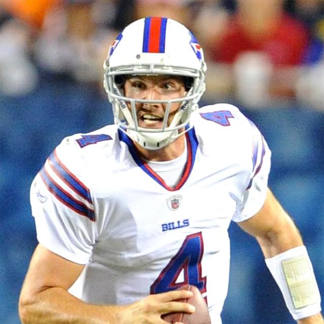 Tyler Thigpen<strong>Former NFL Quarterback</strong>