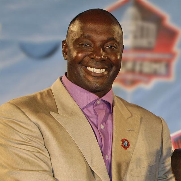 Sterling Sharpe<strong>Former NFL Receiver</strong>
