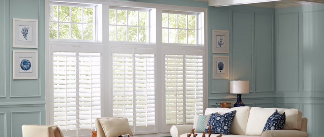 Plantation Shutters by Home Depot