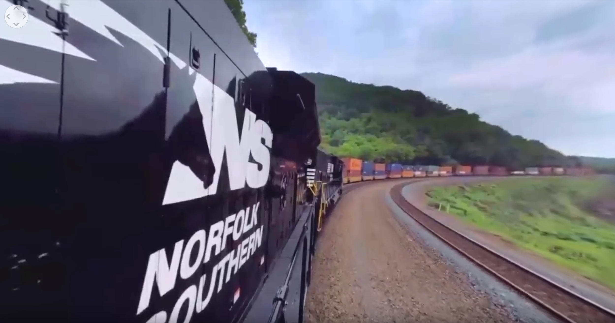 Norfolk Southern 360° Experience