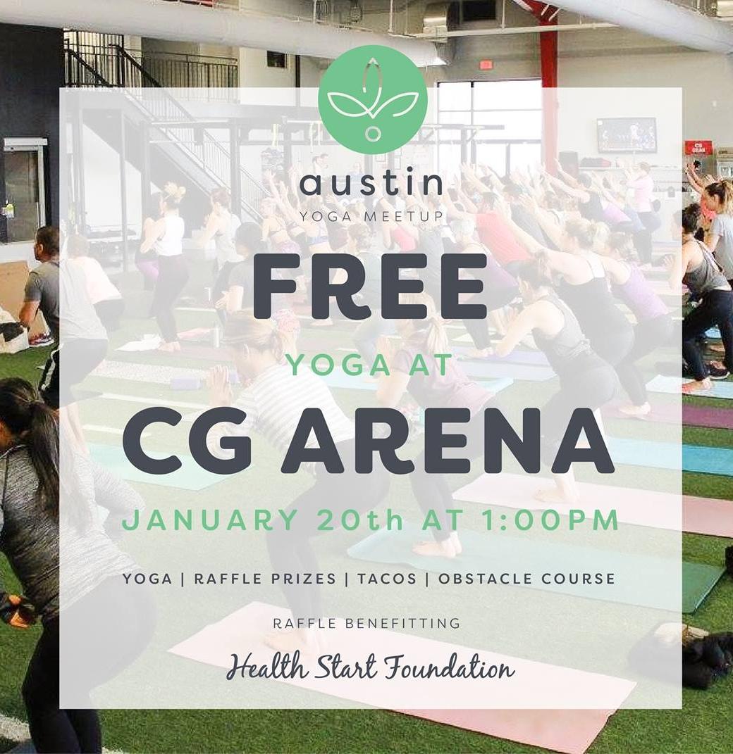 CG yoga