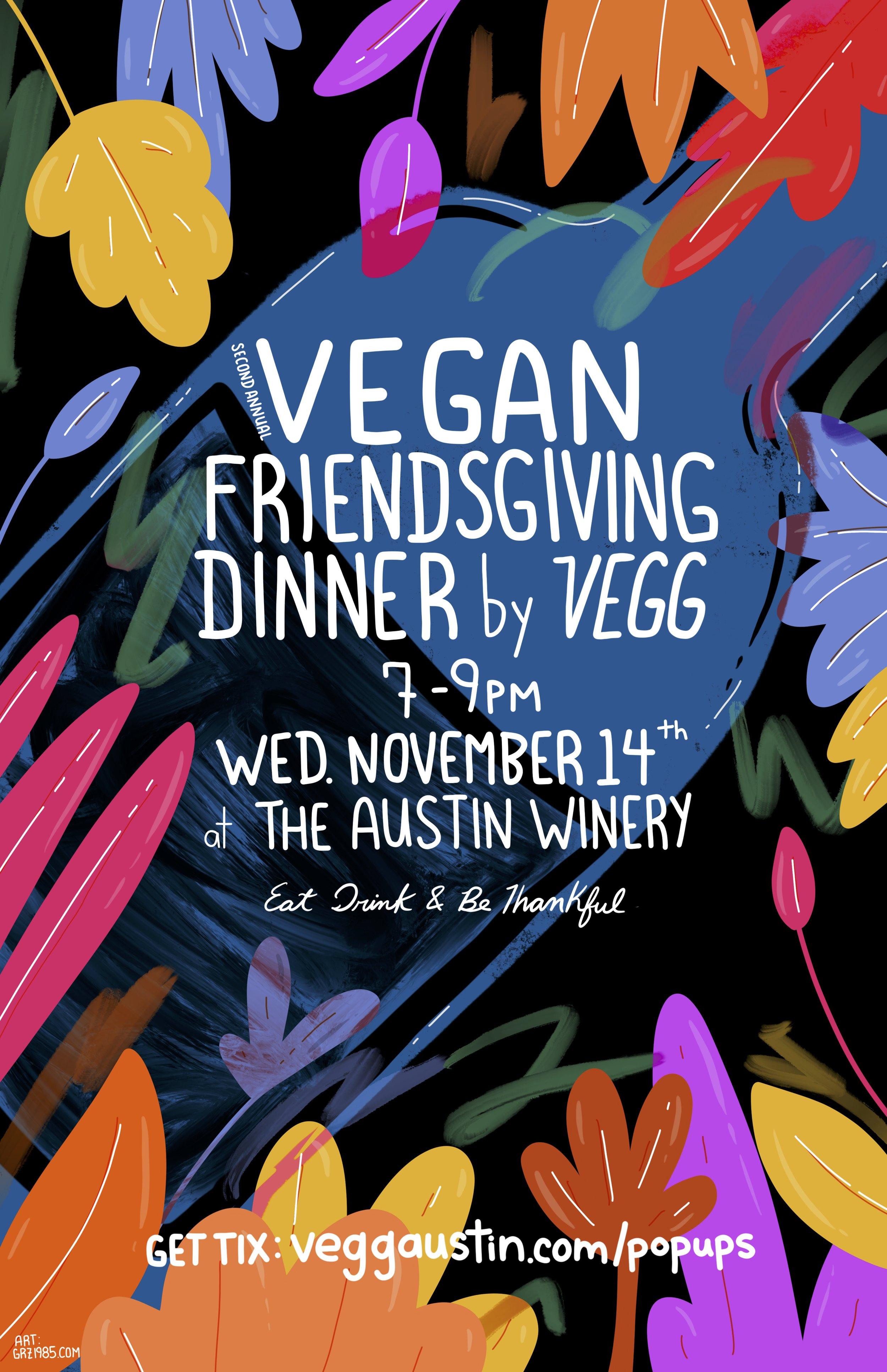 vegan thanksgiving vegg