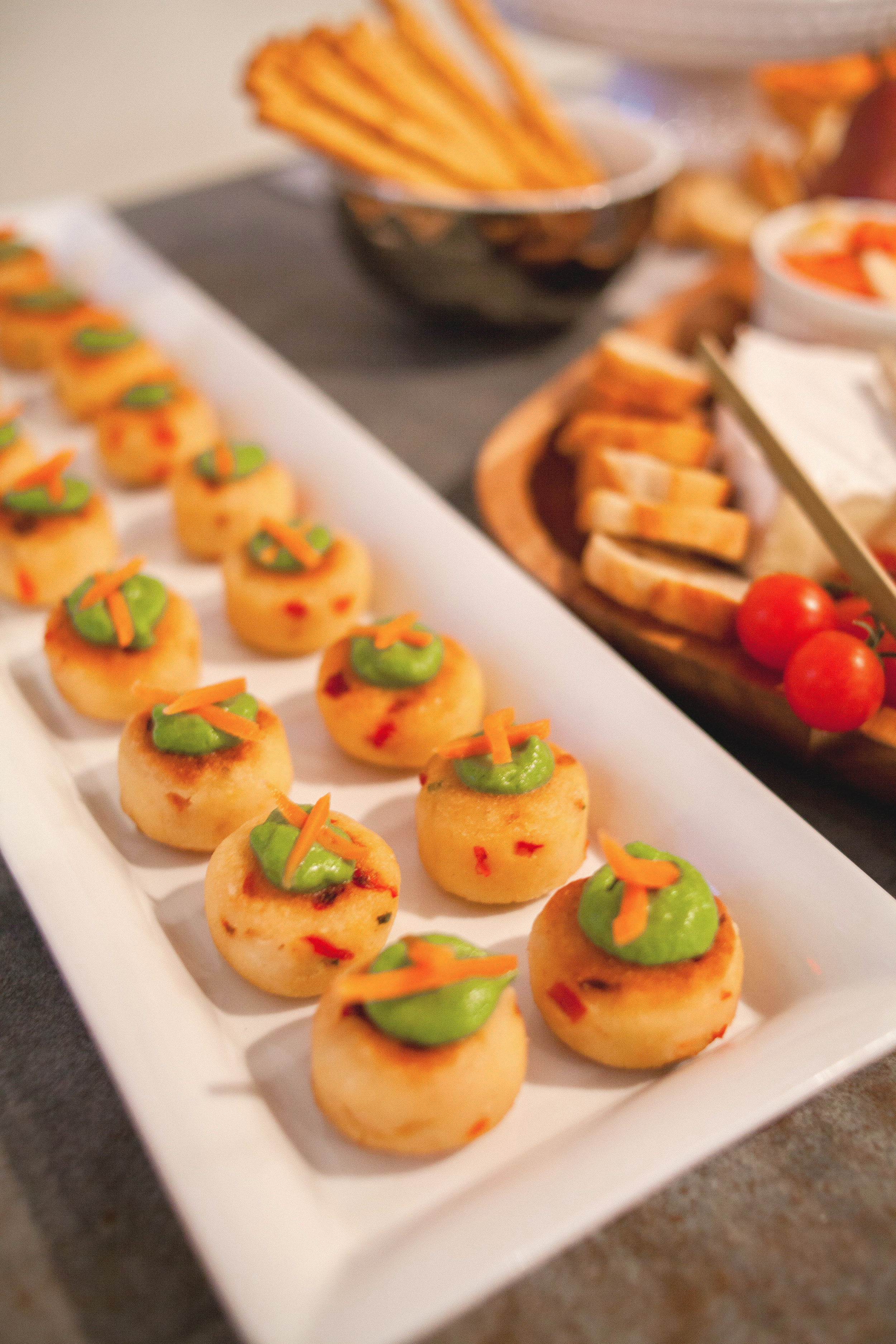 tamale cakes VEGG Catering