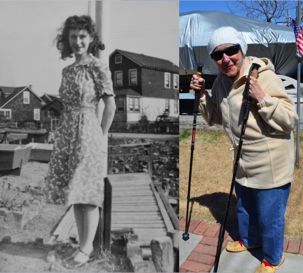 Hurricane Sandy decimated the tiny neighborhood of Ramblersville, Queens. But one lifelong resident rebuilt her home from the rubble.