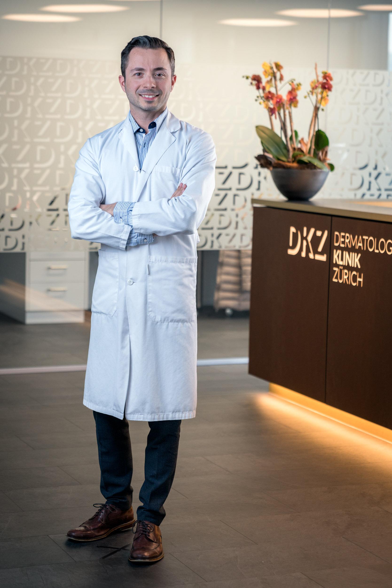 Dr. med. Piotr J. Michel-Dziunycz –Ärztliche Leitung