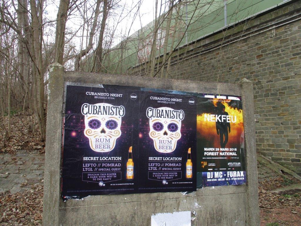 Cubanisto (Antwerp & Liège)