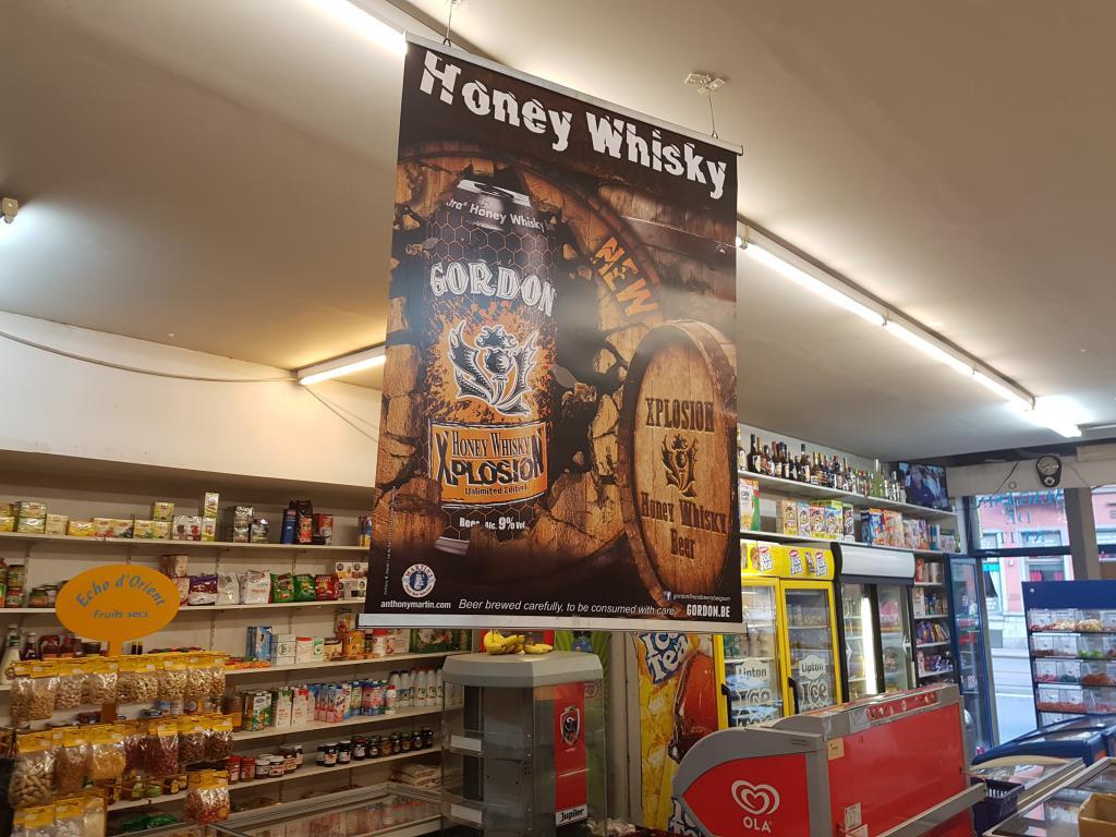 Gordon Honey Wiksey