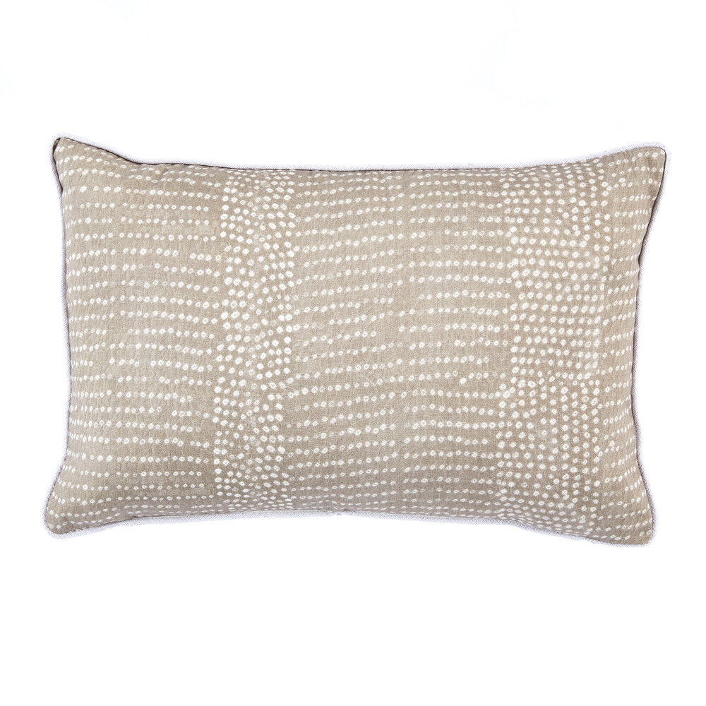 Lula Stone Lumbar Pillow A Home Summit Nj