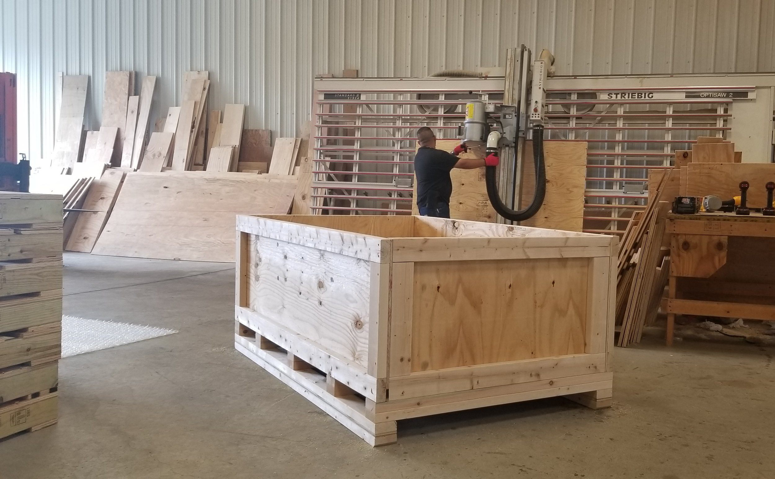 Crate It(BUILT RIGHT) -