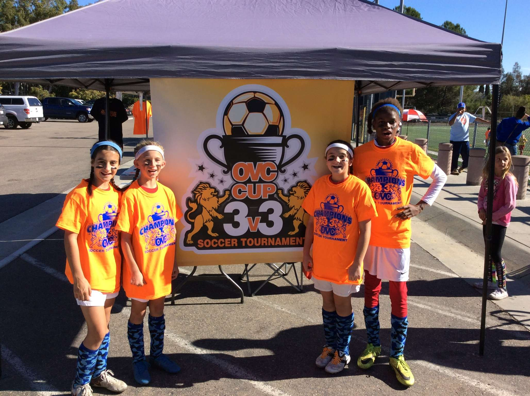 Division Winner: G05 Gold - Lady Warriors