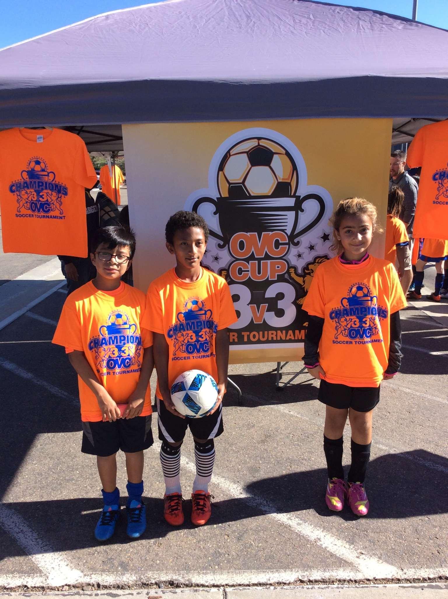 Division Winner: Recreational (Olders) - Orlando City